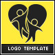 Human Love Logo Template - GraphicRiver Item for Sale