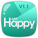 Happy App - GraphicRiver Item for Sale