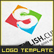 Stylish Cube - Logo Template - GraphicRiver Item for Sale