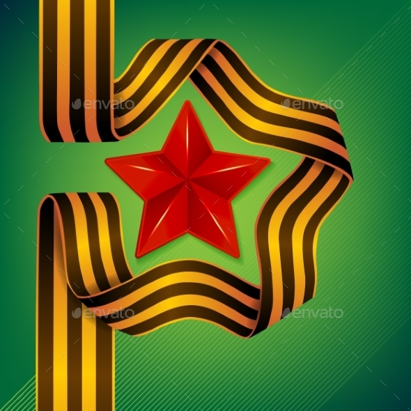 GraphicRiver Star of Victory Day 10394218