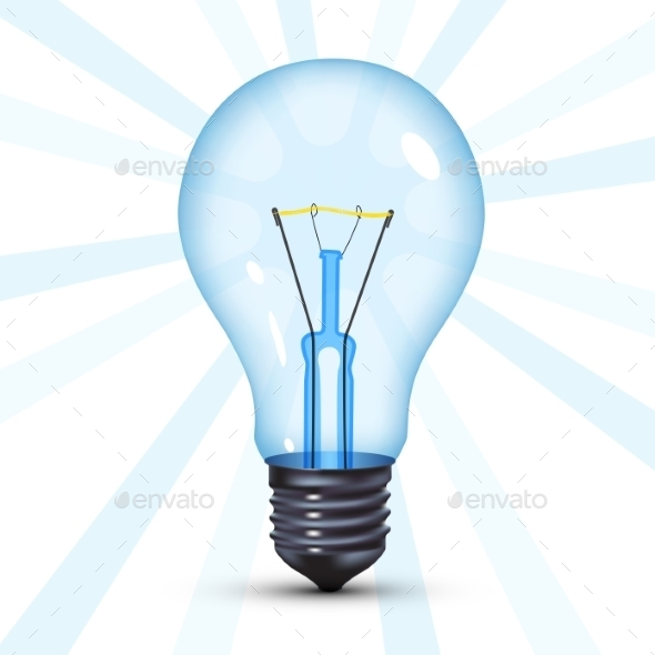GraphicRiver Light Bulb 10395541