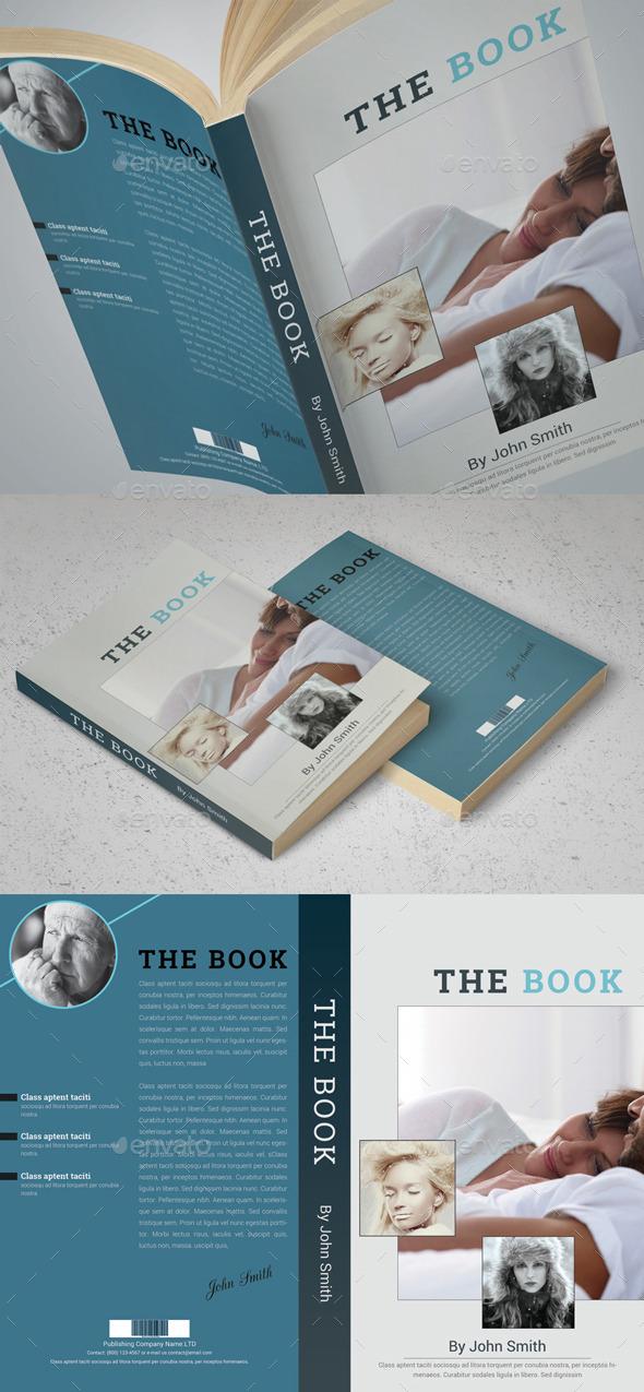 GraphicRiver Book Cover Template 10395857