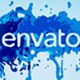 Paint Splatter Logo (3 versions) - VideoHive Item for Sale
