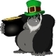 Monkey with a Pot of Gold - GraphicRiver Item for Sale