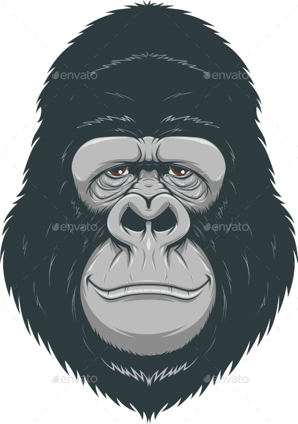 GraphicRiver Happy Monkey 10397035