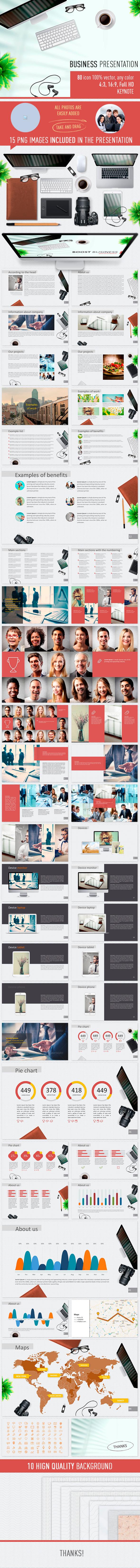 GraphicRiver Business presentation 10397724