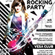 Rocking Party Poster