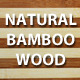 Bamboo wood texture with stripes - GraphicRiver Item for Sale