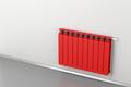 Red radiator - PhotoDune Item for Sale