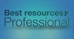 Best Resources for a Professional