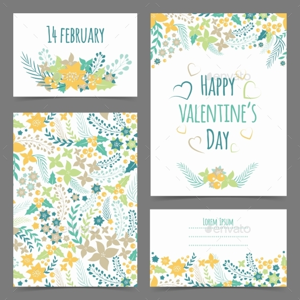 GraphicRiver Valentine s Card 10399231
