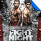 MMA Fight Flyer Template Vol. 1 - GraphicRiver Item for Sale