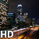 Downtown Los Angeles Buildings And 110 Freeway - VideoHive Item for Sale
