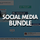 Social Media Bundle - VideoHive Item for Sale