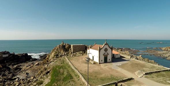 Sea Church in Portugal