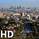 Los Angeles From Hollywood Bowl Overlook - VideoHive Item for Sale