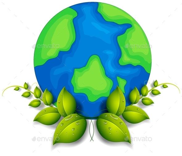 GraphicRiver Earth 10399902