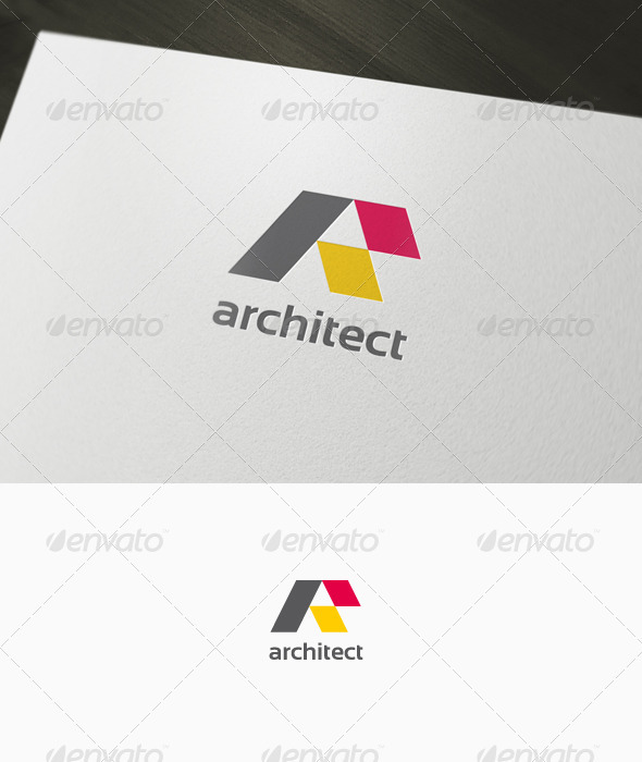 GraphicRiver Abstract Logo 1047928