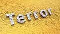 Pixelated Terror - PhotoDune Item for Sale