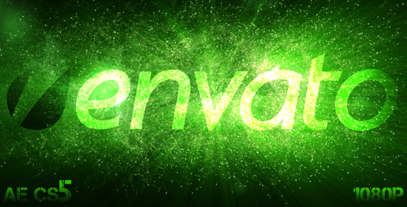 After Effects Project - VideoHive Particle Logo Intro Opener 900289