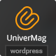 UniverMag - WordPress News & Magazine Theme - ThemeForest Item for Sale