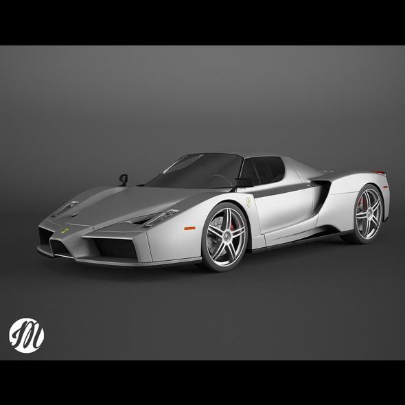 3DOcean Ferrari Enzo 10401539