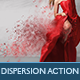 Twirl Dispersion Photoshop Action - GraphicRiver Item for Sale
