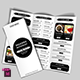 TriFold Restaurant Menu Template Vol. 6 - GraphicRiver Item for Sale