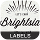 51 Labels and Logos - GraphicRiver Item for Sale