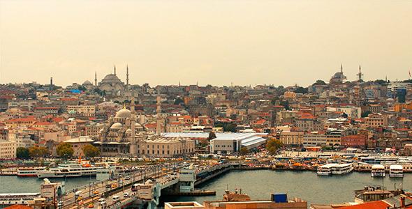 Istanbul Panaroma 1