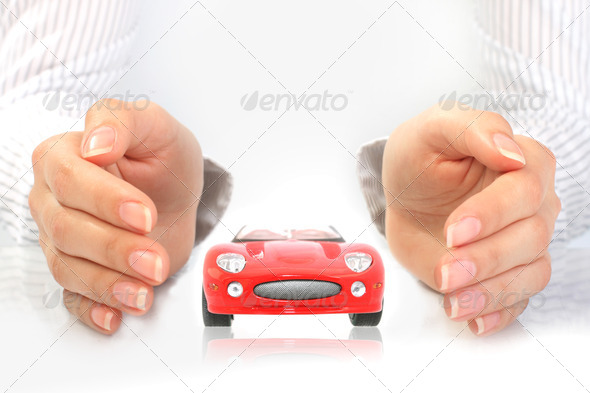 PhotoDune Car insurance concept 1048767