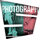 Photographer Portfolio Brochure - GraphicRiver Item for Sale