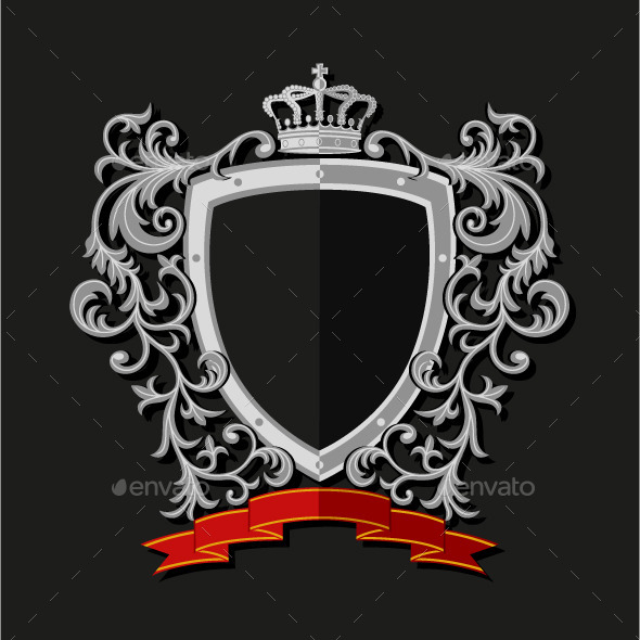 GraphicRiver Coat of Arms 10404791