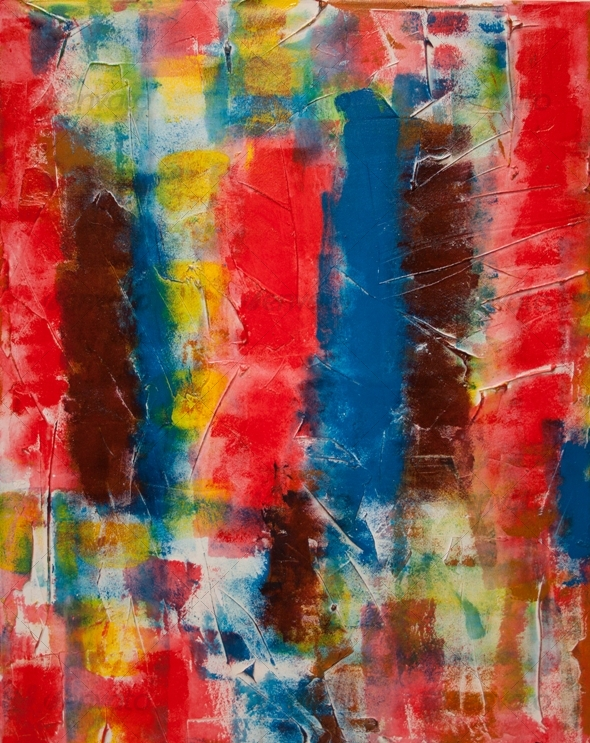 Photo of Handmade Painting - Abstract Backgrounds