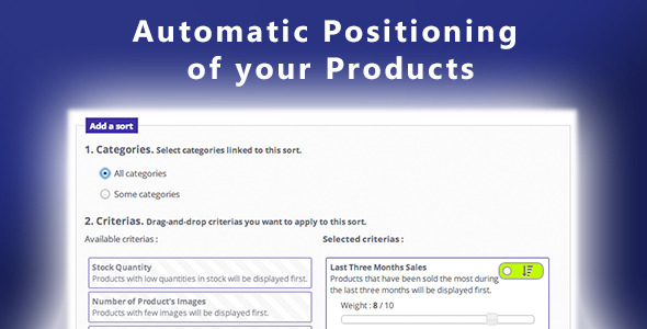 CodeCanyon Automatic Positioning of your Products 10406524