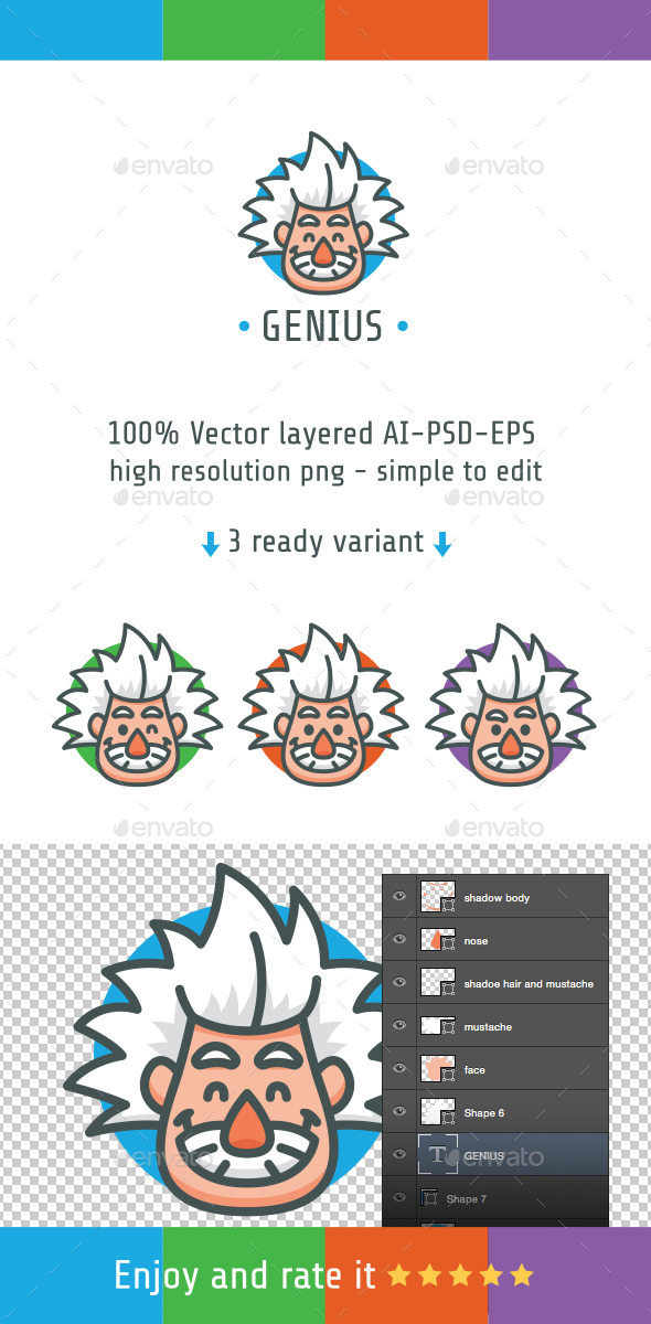GraphicRiver Genius 10373459