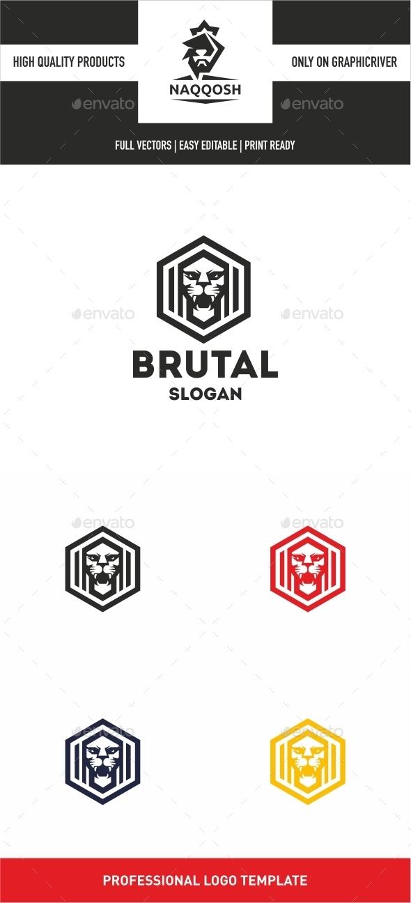 GraphicRiver Brutal 10406615