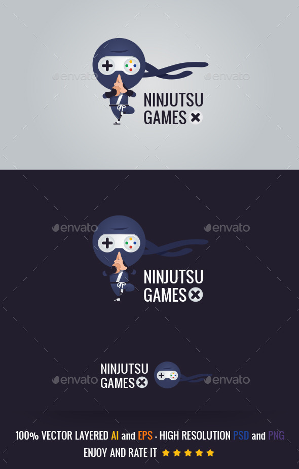 GraphicRiver Ninjutsu Games 10406755