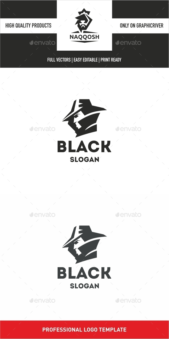 GraphicRiver Black 10406757