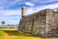 Fort in St. Augustine, Florida - PhotoDune Item for Sale