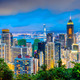 Hong Kong, China Modern Skyline - PhotoDune Item for Sale