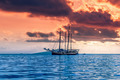 Recreational Yacht at the Indian Ocean - PhotoDune Item for Sale