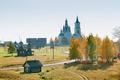 Churches in Nizhnyaya Sinyachikha.Russia - PhotoDune Item for Sale
