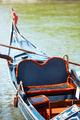 Gondola in the river - PhotoDune Item for Sale