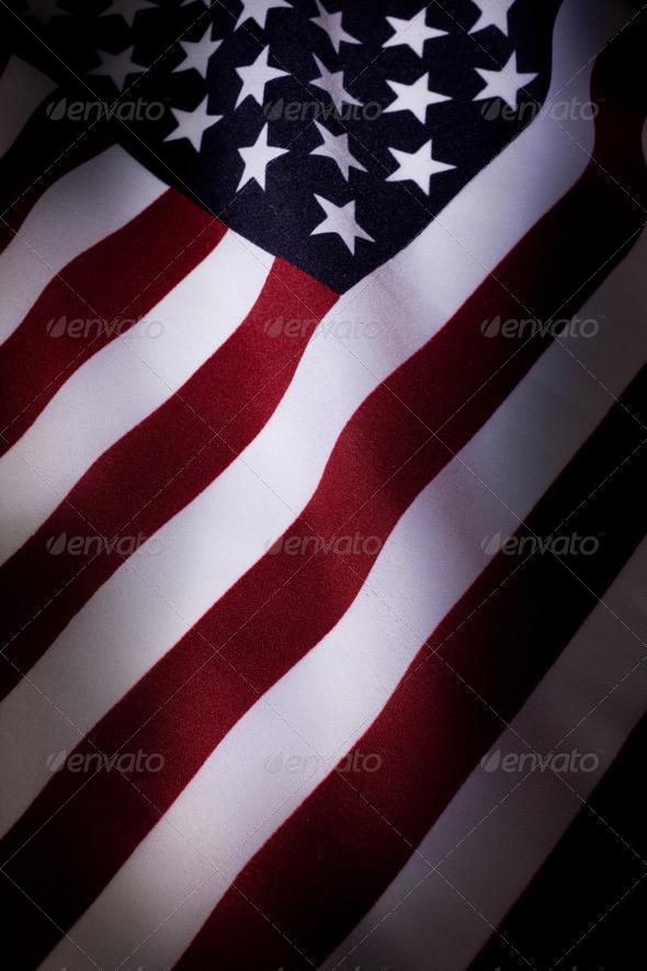 PhotoDune American Flag 1049483