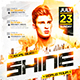 Guest DJ Party Flyer vol.8 - GraphicRiver Item for Sale
