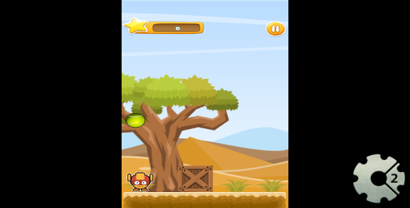 CodeCanyon Ball Toss Game for Android 10409952
