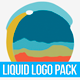 Liquid Logo Reveal pack - VideoHive Item for Sale