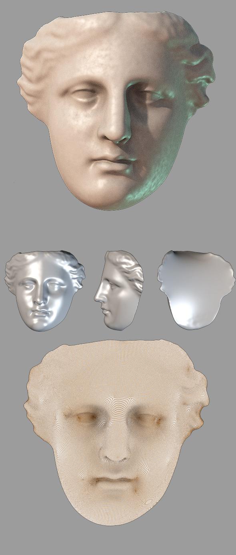 Venus de Milo - 3DOcean Item for Sale
