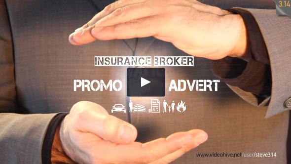 Insurance Agent Broker Promo Advert